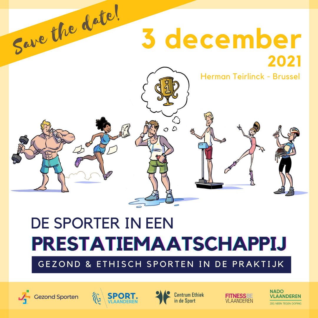 Save the date op 3 december!